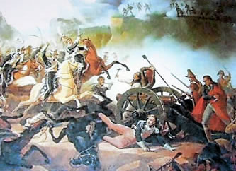 Battle of Somosierra	Spain	30th November 1808